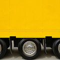 Yellow Truck by Carlos Caetano