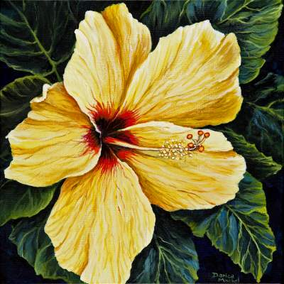 Tropical Flowers Overview
