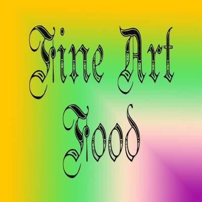Fine Art Food For Sale Promotion Contest