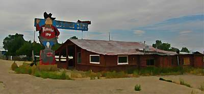 Old Abandoned Motels