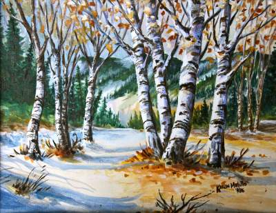 Original Paintings of Nature