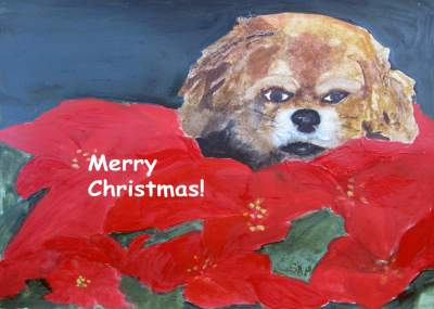 Paintings for Christmas Cards