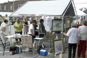 Wabash Valley Art and Wine Festival