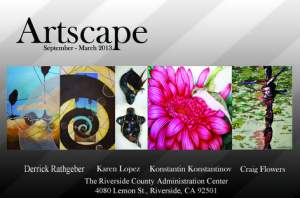 Artscape Spring and Summer
