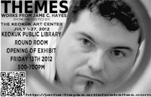 Themes Works By Jame C Hayes
