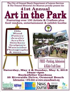 Art in the Park Ormond