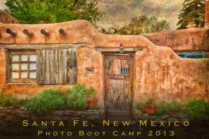 Santa Fe 5 Day HDR Field Photography Workshop and Digital Darkroom Boot Camp