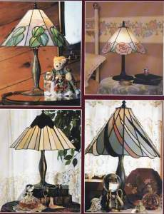 Beginners 5 to 7 Day Stained Glass Lamp Workshop