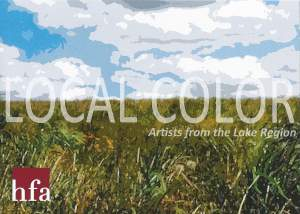LOCAL COLOR Artists from the Lake Region