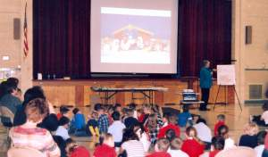 Port Clinton Immaculate Conception Elementary School presentation