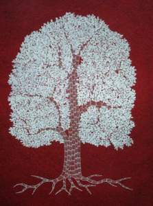 Exhibition Of Gond Art Tree Of Life