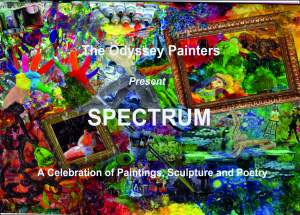 The Odyssey Painters Present SPECTRUM