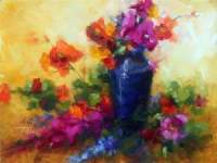 Painterly Fine Art - 1 Per Day