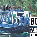 Boat Paintings and Sculpture