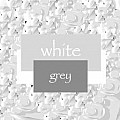 Loving the GRAYSCALE White Black Grey