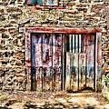 OLD Barns - Barn Doors - Barn Windows - Barns on the Insides - Around the World - They are not all Red   - Art Group