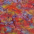 Textured Abstract Original Painting