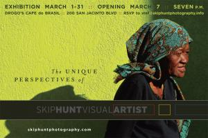 Exhibition The Unique Perspectives Of Skip Hunt