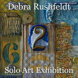 Debra Rushfeldt Awarded A One Month Solo Art Exhibition