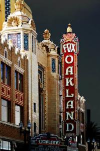 Vintage Fox Theater Fine Art Gliclee Prints . By Wingsdomain.com