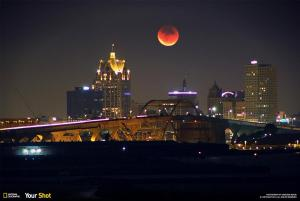 Your Best Pictures Of The Super Blood Moon Total Eclipse