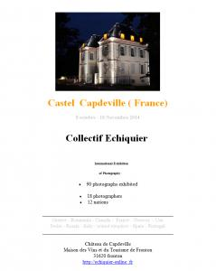 Collectif Echiquier - International Exhibition Of Photography