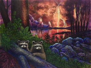 Fantasy Nature Paintings