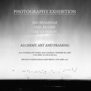 Photography Exhibition, Macclesfield, Cheshire - 14th May 2015 Until 4th June 2015