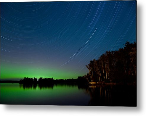 Minnesota Metal Print featuring the photograph Minnesota Magic by Adam Pender