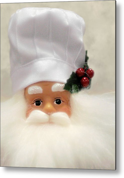 Kitchen Metal Print featuring the photograph Heaven's Chef by Christine Till