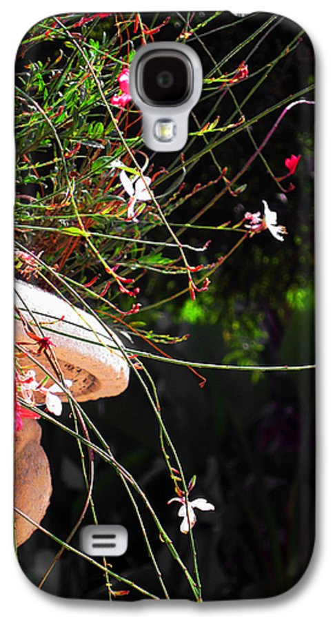 Filigree Galaxy S4 Case featuring the photograph Filigree-iii by Susanne Van Hulst