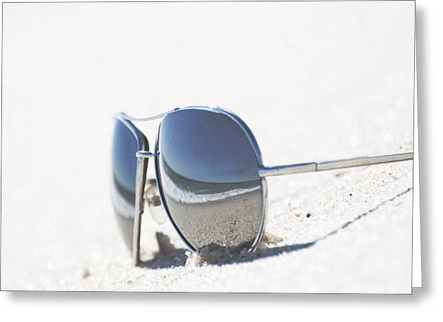 Fancy Eye Candy Greeting Cards - Aviators Greeting Card by Anahi DeCanio