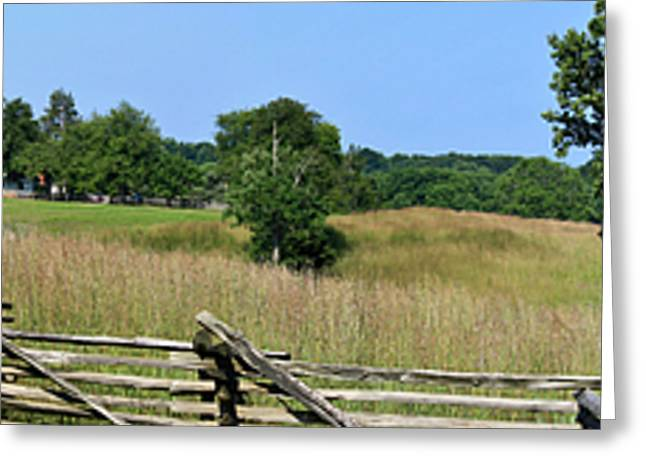 Richmond-lynchburg Stage Road Greeting Cards - Going to Appomattox Court House Greeting Card by Teresa Mucha