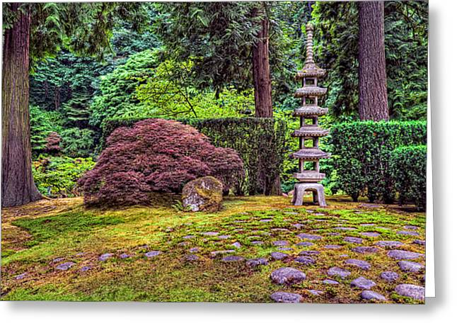 Forest Floor Greeting Cards - This is Oregon State No.23 - Sea of Rocks Greeting Card by Paul W Sharpe Aka Wizard of Wonders