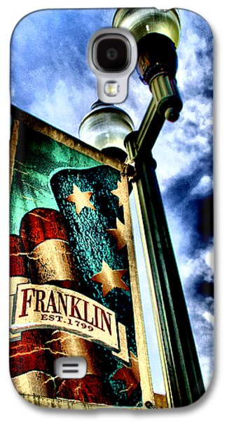 Historic Downtown Franklin Galaxy S4 Cases - Historic Downtown Franklin Galaxy S4 Case by Ione Starr