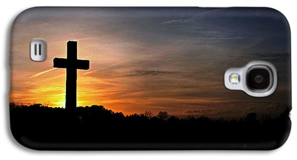 Religious Galaxy S4 Cases - The Heavens Declare the Glory of God Galaxy S4 Case by Benanne Stiens