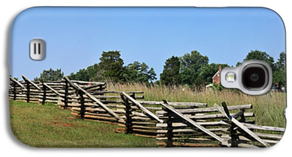 Slavery Galaxy S4 Cases - View of Clover Hill Tavern Appomattox Court House Virginia Galaxy S4 Case by Teresa Mucha