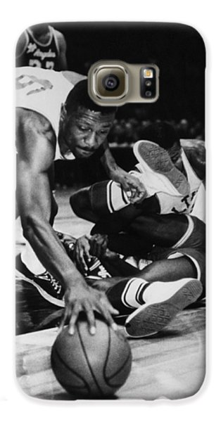 Bill Russell (1934- ) Galaxy S6 Case by Granger