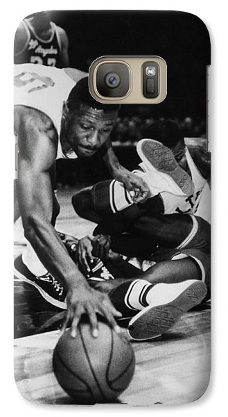 Bill Russell (1934- ) Galaxy S7 Case by Granger