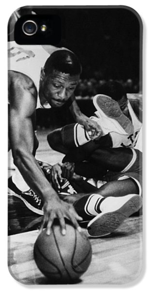 Bill Russell (1934- ) IPhone 5 / 5s Case by Granger