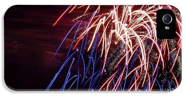 Fire Works iPhone 5 Cases - Party Time.. iPhone 5 Case by Nina Stavlund