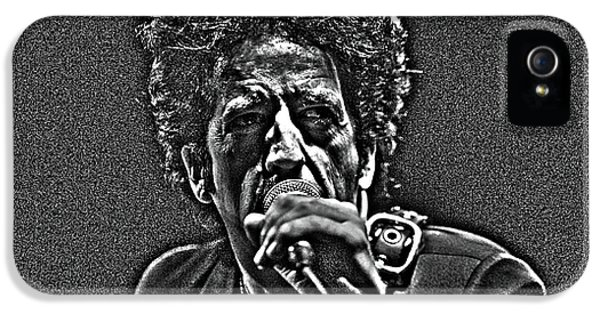 Jeff Ross iPhone 5 Cases - Willie Nile iPhone 5 Case by Jeff Ross