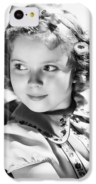 Shirley Temple (1928-  ) IPhone 5c Case by Granger