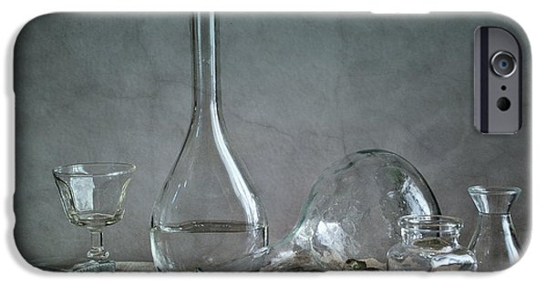 Shiny iPhone Cases - Glass iPhone Case by Nailia Schwarz