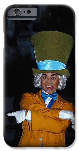 Best Sellers -  - Mad Hatter iPhone Cases - Mad Hatter iPhone Case by Carl Purcell
