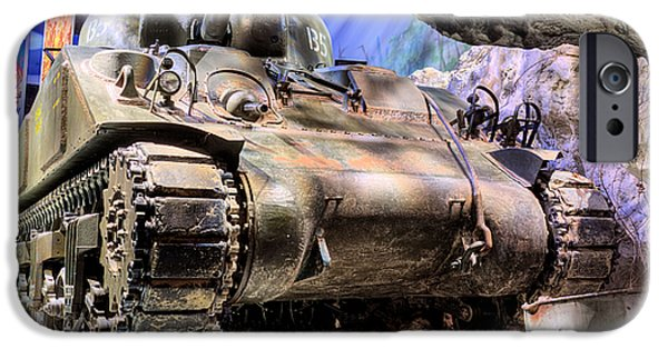 Vetran iPhone Cases - Museum of the Marine Corps iPhone Case by JC Findley
