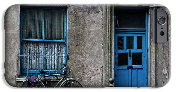 Irish Photographs iPhone Cases - The Streets of Cork iPhone Case by Michelle Sheppard