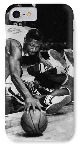Bill Russell (1934- ) IPhone 7 Case by Granger