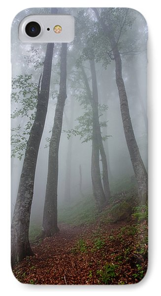 High Forest IPhone Case by Evgeni Dinev