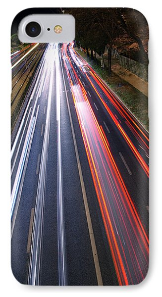 Traffic Lights IPhone Case by Carlos Caetano